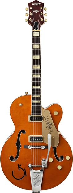 G6120DSW Chet Atkins Hollow Body by Gretsch® Electric Guitars
