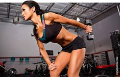 Bodybuilding.com - Arms Workout For Women: A Girl's Guide To Guns. A unique arm workout