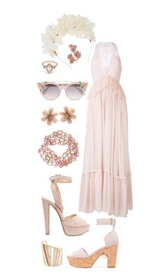 Fairy Tale #52 by alicepardus on Polyvore featuring polyvore, fashion, style, Givenchy, Nicholas Kirkwood, Christian Louboutin, Chanel, Alexis Bittar, Van Cleef & Arpels, BEA, Lizzie Fortunato, Jimmy Choo and clothing
