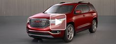 EXTERIOR The all-new 2017 GMC Acadia Denali mid-size luxury SUV is designed to make a lasting impression. Its bold, sculptural lines, advanced technologies and refined details are the marks of Professional Grade engineering.