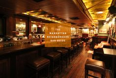 The best bar in 30 Manhattan neighborhoods