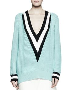 Pin for Later: The Celebrity-Approved Sweater I'm Totally Getting For Myself  We also love that it comes in a perfect Spring pastel ($395).