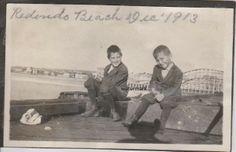 Old 1913 Redondo Beach kids.