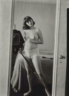 Diane Arbus, Self-Portrait on ArtStack #diane-arbus #art