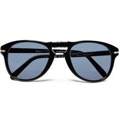 Persol Steve McQueen Folding Sunglasses $310