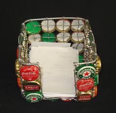 African-Home.com Bottle cap paper holder - Africa Officeware and Corporate Gifts - Corporate Creative Gifts - Our Ranges