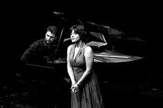 Paola Camponovo, soprano; Alfredo Blessano pianoforte