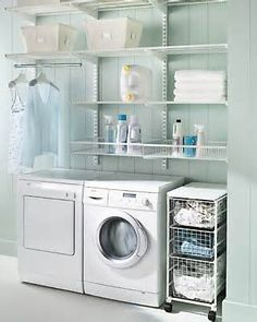 Image detail for -50 Laundry Room Designs To Inspire | Shelterness