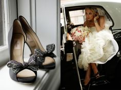 the shoes = to die for  the car picture = to die for