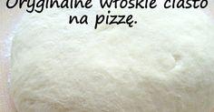 pyszne ciasto to podstawa, więc dziś zapraszam po najlepszy przepis na ciasto do pizzy zarówno w wersji na grubym i cienkim cieście! Polish Recipes, Party Snacks, Food To Make, Cake Recipes, Recipies, Food And Drink, Pizza, Cooking Recipes, Favorite Recipes
