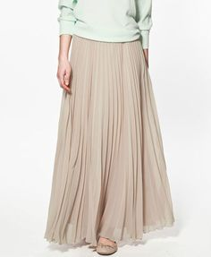 Same skirt, but in nude! Reminds me of yours from your baby shower! @Devan Fox