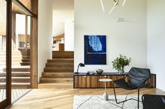 // Architect - AUHAUS Architecture. Build -Ashley Crowe Builders. Furniture and Styling - Nina Provan. Photography - Derek Swalwell