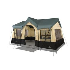 """Northwest Territory Canyon Lake Cottage Tent - 14' x 10' from Sears.  75"""" tall"""