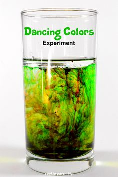 Dancing color is not science fiction. It's real science.