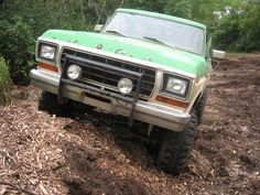 The original Bronco was an ORV (Off-Road Vehicle), intended to compete primarily with Jeep CJ models and the International Harvester Scout. The Bronco's small size riding on a 92-inch (2,337 mm) wheelbase made it maneuverable for some uses, but impractical as a tow vehicle