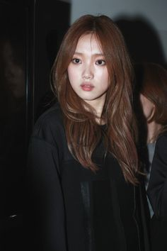 # 롱 헤어 - Coupes De Cheveux Lee Sung Kyung Hair, Lee Sung Kyung Makeup, Medium Hair Styles, Short Hair Styles, Korean Hair Color, Asian Hair, Layered Hair, About Hair, New Hair