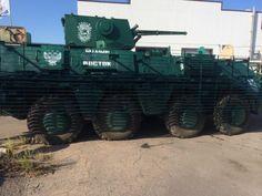 "BTR-4 ""Bucephalus"" (Ukrainian Armoured Transporter) ★ pro-Russian separatists Donetsk Ukraine"