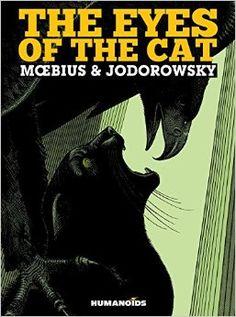 The Eyes of the Cat: The Yellow Edition: Amazon.co.uk: Alexandro Jodorowsky: 9781594650420: Books