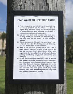 Bu Parkı Deneyimlemek mi İstiyorsunuz, İşte Size 5 Yöntem