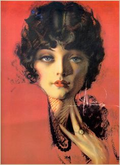 Rolf Armstrong Pin -up