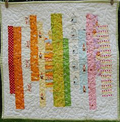 close up of HR quilt by ollie.kate, via Flickr