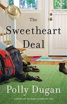 The Sweetheart Deal by Polly Dugan. Leo has long joked that, in the event of his death, he wants his best friend Garrett, a lifelong bachelor, to marry his wife, Audrey. One drunken night, he goes so far as to make Garrett promise to do so. Then, twelve years later, Leo, a veteran firefighter, dies in a skiing accident...