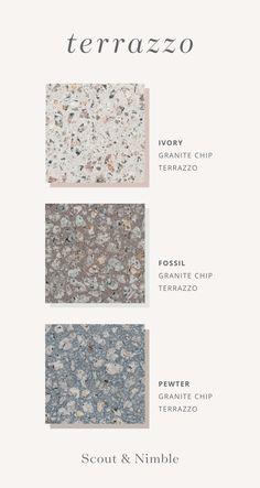 trend-terrazzo-countertops - The world's most private search engine Soapstone Countertops, Kitchen Countertops, Kitchen Countertop Materials, Kitchen Trends, Interior Photography, Fossil, Home Improvement, Terrazzo Tile, Tile Floor