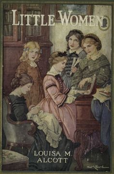 """""""Some books are so familiar that reading them is like being home again.""""    Louisa May Alcott"""