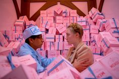 There are few directors with a visual style as distinctive as Wes Anderson's, and to find out just what goes into his carefully composed shots, you'll  ...