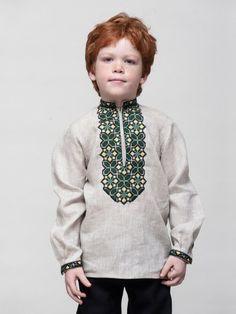 480 грн Дитячі вишиванки – купити дитячу вишиванку по найкращій ціні на  Etnodim Росія 900d88e9e6734