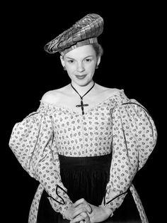 """booomcha: """"Judy Garland, The Pirate 1948 """""""