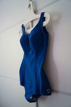 Vintage Bademode & Wäsche - Vintage Badeanzug Benger - ein Designerstück von…