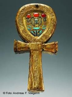 El oro de Tutankamón