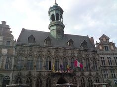 The Town Hall in the Grand Place