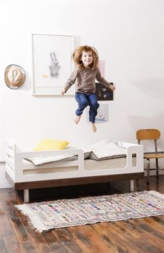 CLASSIC TODDLER BED  #oeufnyc #kidsroom #kids