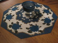 Greenland Glass Beaded Table Mat