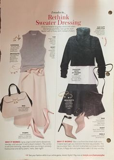 People Style Watch, Jean Top, Flowy Skirt, Everyday Fashion, Pumps Heels, Dressing, Ballet Skirt, Magazine, Fashion Outfits