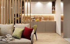 Посмотрите, как можно обустроить квартиру площадью чуть больше 40 квадратных метров. Свежие идеи дизайна интерьеров, декора, архитектуры на INMYROOM.