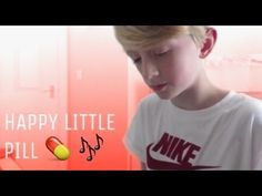 Happy Little Pill - Troye Sivan - Cover By Toby Randall
