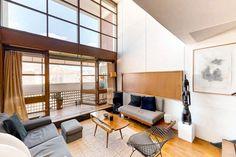 Apartment in Le Corbusier's Brutalist icon La Cité Radieuse lists for $740K - Curbed