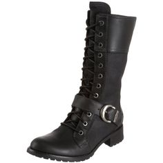 Timberland Women's 26639 Bethel Buckle Knee-High Boot: Shoes.  These boots are amazing.  Easily the most comfortable boots I've worn, ever.