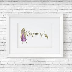 Create Your Own Stunning Website for Free with Wix Create Yourself, Create Your Own, Rapunzel, Watercolor Art, Art Prints, Frame, Gifts, Home Decor, Art Impressions
