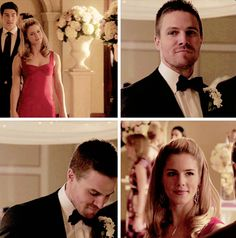 Oliver And Felicity, Emily Bett Rickards, Stephen Amell, Otp, Arrow, Tv Shows, Arrows, Tv Series