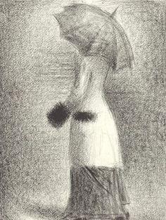 Georges Seurat Drawings | georgesseurat