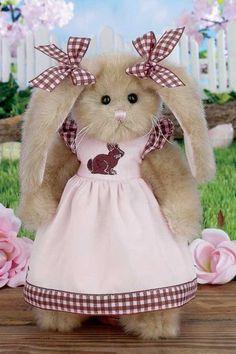 Bearington Bears Cocoa Bunny $15.95