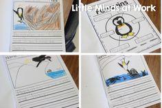 Penguin recap, MLK Peek at my week!