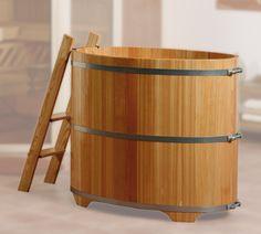 Sauna - Luxe dompel ton - Dompelton - Dipping Bath