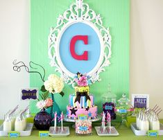 "awesome sweet 16 party byChristina Nease from ""Celebrations At Home"" via howdoesshe?"