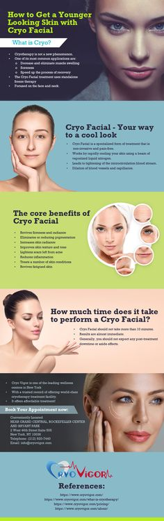 75 Best Cryotherapy Facial images in 2018 | Facial, Cryo