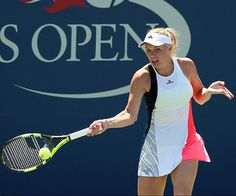 Wozniacki a winner in Grandstand debut  Monday, August 29, 2016